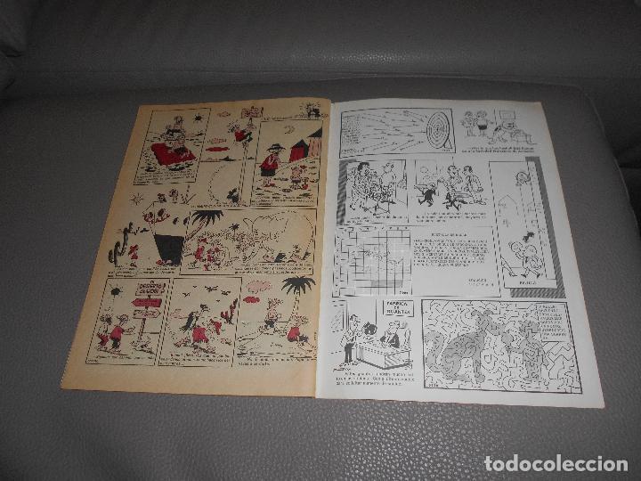 Tebeos: PULGARCITO EXTRA DE VACACIONES 1964 EDT. BRUGUERA S.A. 26,5X18,5 CM - Foto 6 - 87779620