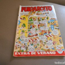 Tebeos: PULGARCITO EXTRA DE VERANO PARA 1972 EDITA BRUGUERA B.E. RARO !!!!. Lote 88000952