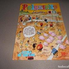 Tebeos: PULGARCITO - EXTRA DE VERANO 1977 - BRUGUERA 50 PTS. SHERIFF KING B.E.. Lote 88025148