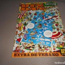 Tebeos: DINDAN EXTRA DE VERANO 1970 15 PTS RARO !!!!. Lote 88120660