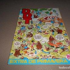 Tebeos: DDT - EXTRA DE PRIMAVERA 1972 - BRUGUERA. Lote 88185788