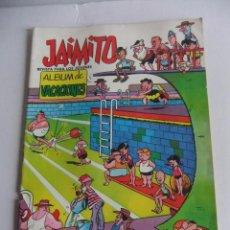 Livros de Banda Desenhada: JAIMITO ALBUM DE VACACIONES 1966 EDITORIAL VALENCIANA. Lote 88948528