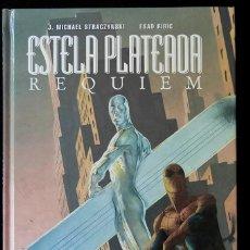 Tebeos: ESTELA PLATEADA REQUIEM TAPA DURA (MARVEL GRAPHIC NOVELS) EDICIÓN PANINI COMICS 2007 MUY BUEN ESTADO. Lote 89091440
