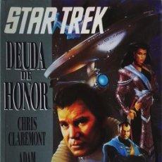 BDs: STAR TREK. DEUDA DE HONOR. Lote 90176284