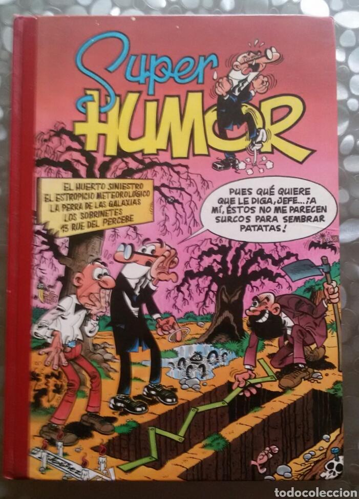 SUPER HUMOR N_5 (Tebeos y Cómics - Tebeos Extras)