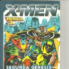 Livros de Banda Desenhada: X-MEN LA PATRULLA X I SEGUNDA GENESIS. Lote 95348487