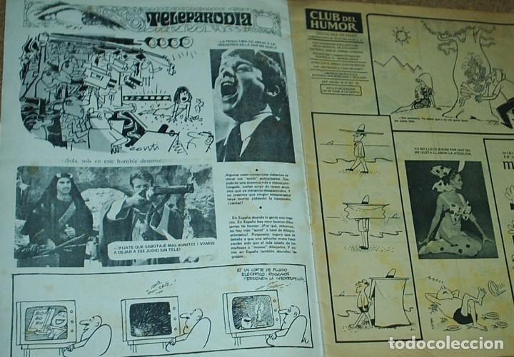 Tebeos: CLUB DEL HUMOR EXTRA DE VERANO Nº 32, 1970 - LABORATORIOS FIDES - BUEN ESTADO-IMPORTANTE LEER DESCRI - Foto 2 - 96392527