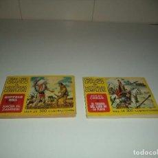 Tebeos: GRAN LIBRO GRÁFICO DE HISTORIAS COMPLETAS, AÑO 1.975, BUFFALO BILL, Y JULIO CESAR, Nº 2 - 4.. Lote 99328939