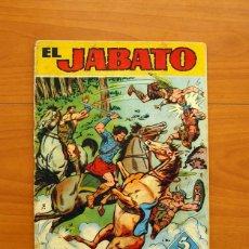 Tebeos: EL JABATO - ALMANAQUE 1961 - EDITORIAL BRUGUERA - TAMAÑO 26'5X19. Lote 101636859