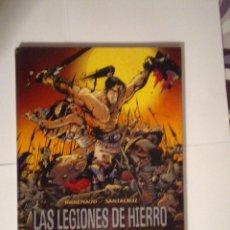 Tebeos: LAS LEGIONES DE HIERRO - TOMO 1 - URKHAN. EL PIRNCIPE... - GORBAUD - CJ 76 - GORBAUD. Lote 102418671