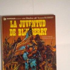 Tebeos: LA JUVENTUD DE BLUEBERRY - NUMERO 12 - GRIJALBO/DARNAUD- BE - CJ 76 - GORBAUD. Lote 102419443
