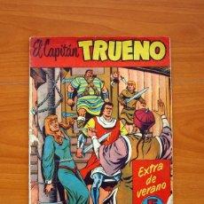 Tebeos: EL CAPITÁN TRUENO - EXTRA DE VERANO 1959 - EDITORIAL BRUGUERA - TAMAÑO 26X19. Lote 102594567
