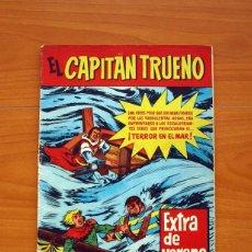 Tebeos: EL CAPITÁN TRUENO - EXTRA DE VERANO 1960 - EDITORIAL BRUGUERA - TAMAÑO 26X19. Lote 102594719