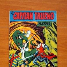 Tebeos: EL CAPITÁN TRUENO EXTRA - NÚMERO DE VACACIONES 1960 - EDITORIAL BRUGUERA - TAMAÑO 26X19. Lote 102595299