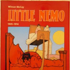 Tebeos: LITTLE NEMO IN SLUMBERLAND 1905 - 1914. Lote 104525523