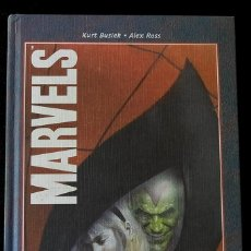 Tebeos: TOMO MARVELS ALEX ROSS PANINI COMICS. Lote 109377591