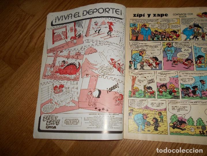 Tebeos: zipi y zape - especial contamos contigo - nº 130 - Año 1983 - Foto 2 - 152002374