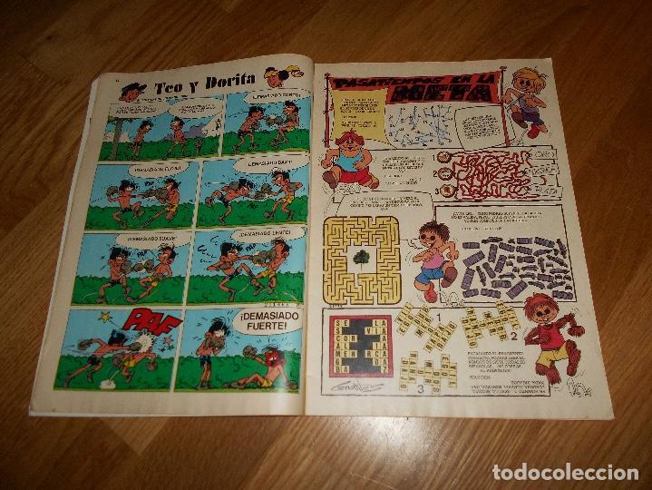 Tebeos: zipi y zape - especial contamos contigo - nº 130 - Año 1983 - Foto 3 - 152002374