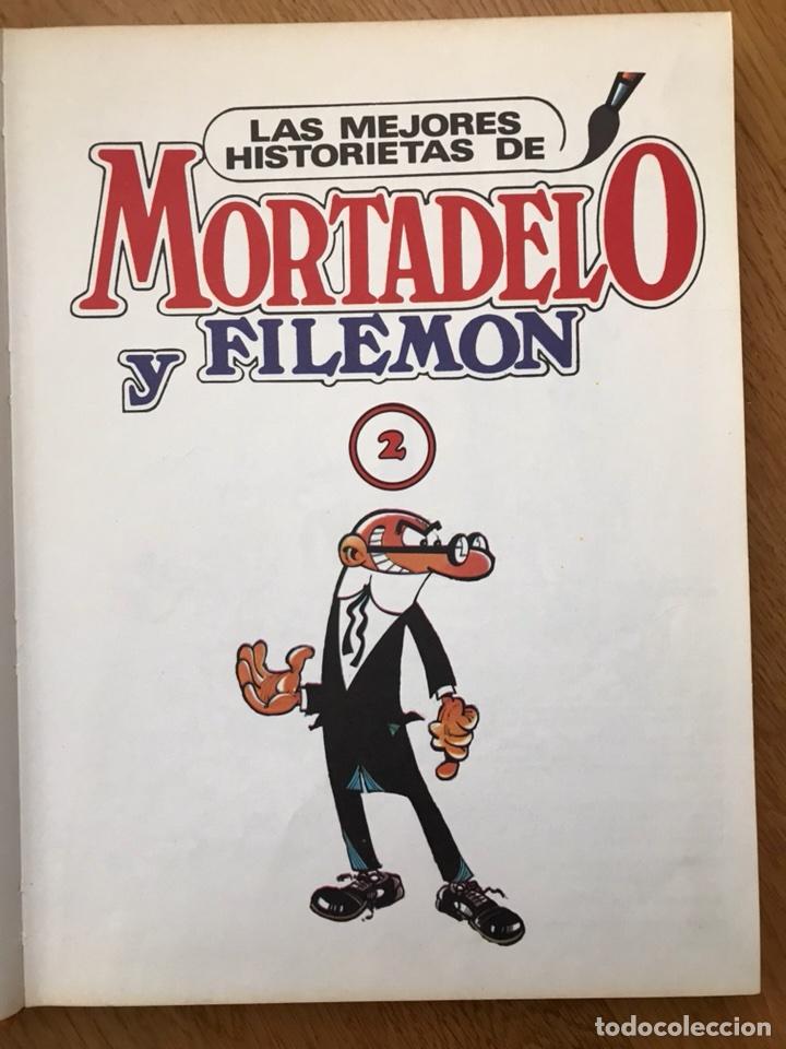 Tebeos: Las mejores historietas de Mortadelo y Filemón - Foto 3 - 110896680