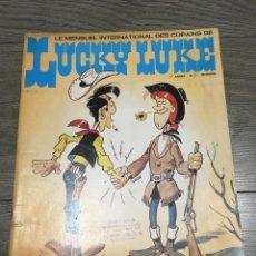 Tebeos: COMICS LUCKY LUKE 1974. Lote 111800486
