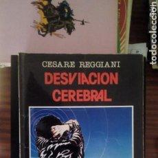 Tebeos: DESVÍACION CEREBRAL. Lote 112603667