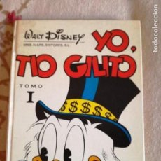 Tebeos: YO, TÍO GILITO, VOL. I.. Lote 115176735