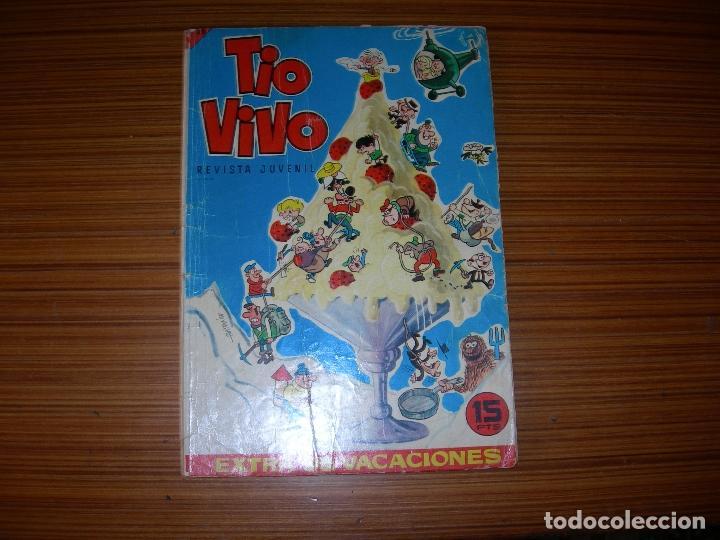 TIO VIVO EXTRA DE VACACIONES PARA 1965 EDITA BRUGUERA (Tebeos y Cómics - Tebeos Extras)