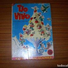 Tebeos: TIO VIVO EXTRA DE VACACIONES PARA 1965 EDITA BRUGUERA. Lote 207159347