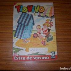 Tebeos: TIO VIVO EXTRA DE VERANO PARA 1964 EDITA BRUGUERA. Lote 179401755