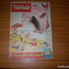 Tebeos: TIO VIVO EXTRA DE VERANO PARA 1961 EDITA BRUGUERA. Lote 207159463