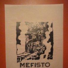 Tebeos: MEFISTO. Lote 119127719