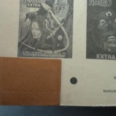 Tebeos: EXTRA DOSSIER NEGRO. Lote 120757131
