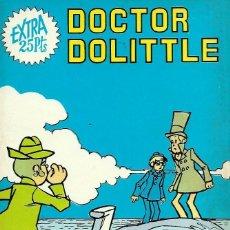Tebeos: EXTRA SERIES Nº 1 DOCTOR DOLITTLE - EUREDIT 1973 - MUY RARO - UNICO EN TODOCOLECCION. Lote 122829911