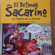 BDs: EL BOTONES SACARINO - MAGOS DEL HUMOR NUMEROS 48 Y 85. Lote 125329111