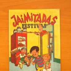 Tebeos: EXTRAORDINARIO DE JAIMITO - JAIMITADAS FESTIVAS - EDITORIAL VALENCIANA. Lote 127622451