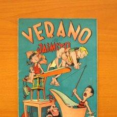 Tebeos: EXTRAORDINARIO DE JAIMITO - VERANO DE JAIMITO - EDITORIAL VALENCIANA. Lote 127623347