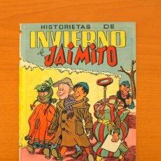Tebeos: EXTRAORDINARIO DE JAIMITO Nº 18 - HISTORIETAS DE INVIERNO DE JAIMITO - EDITORIAL VALENCIANA. Lote 127623795
