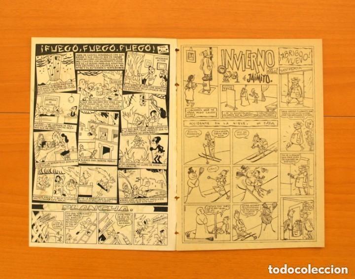 Tebeos: Extraordinario de Jaimito nº 18 - Historietas de Invierno de Jaimito - Editorial Valenciana - Foto 2 - 127623795