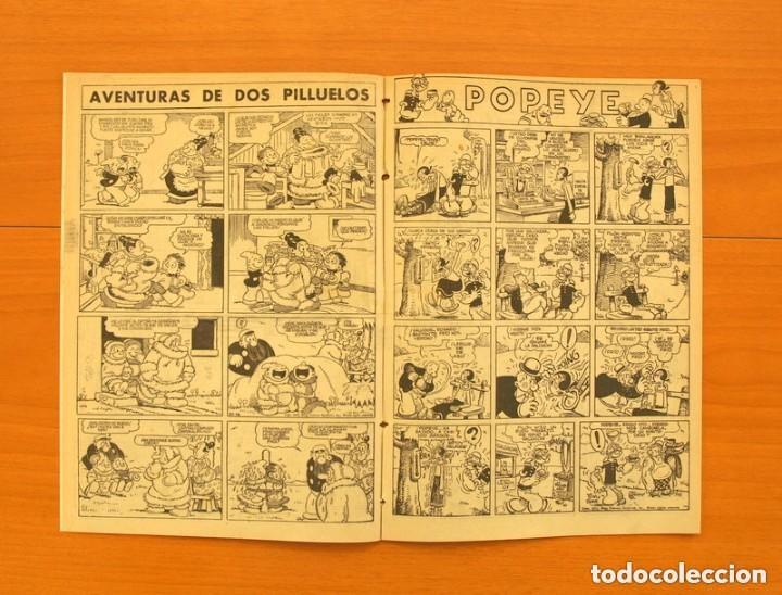 Tebeos: Extraordinario de Jaimito nº 18 - Historietas de Invierno de Jaimito - Editorial Valenciana - Foto 3 - 127623795