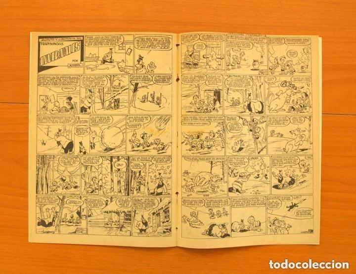 Tebeos: Extraordinario de Jaimito nº 18 - Historietas de Invierno de Jaimito - Editorial Valenciana - Foto 4 - 127623795