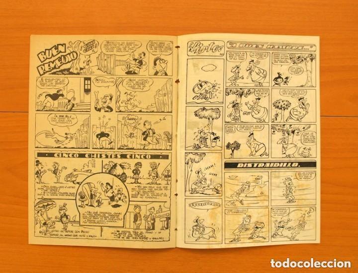 Tebeos: Extraordinario de Jaimito nº 18 - Historietas de Invierno de Jaimito - Editorial Valenciana - Foto 5 - 127623795