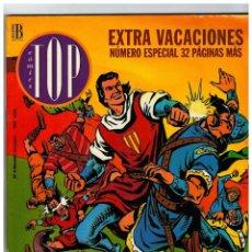 Giornalini: EXTRA VACACIONES TOP CÓMICS Nº 6. CON TRUENO DE AMBRÓS. ED.B 1995. Lote 128184435