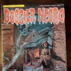 Tebeos: COMIC DOSSIER NEGRO EXTRA Nº 1 NUEVO 1970 NEKRADAMUS VUELVE! 6 HISTORIAS PORTADA ROWENA. Lote 142704966