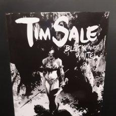 Tebeos: TIM SALE BLACK AND WHITE. ALETA EDICIONES. Lote 129744295