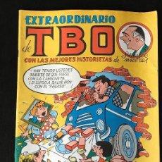 Tebeos: TBO EXTRAORDINARIO CON LA MEJORES HISTORIETAS DE SALVADOR MESTRES - EXTRA COMIC TBO. Lote 130992776