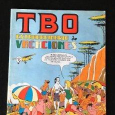 Tebeos: TBO EXTRAORDINARIO DE VACACIONES - EXTRA COMIC TBO. Lote 130992884