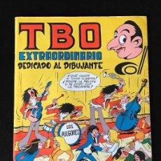 Tebeos: TBO EXTRAORDINARIO DEDICADO AL DIBUJANTE - EXTRA COMIC TBO. Lote 130993028