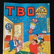 Tebeos: TBO EXTRA 5º ALBUM DE LA FAMILIA ULISES - EXTRAORDINARIO COMIC TBO. Lote 130993532