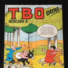 Tebeos: TBO EXTRA DEDICADO A LA FAMILIA ULISES - EXTRAORDINARIO COMIC TBO. Lote 130993636