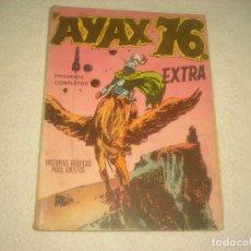 Tebeos: AYAX 76 , Nº 1. Lote 131548242